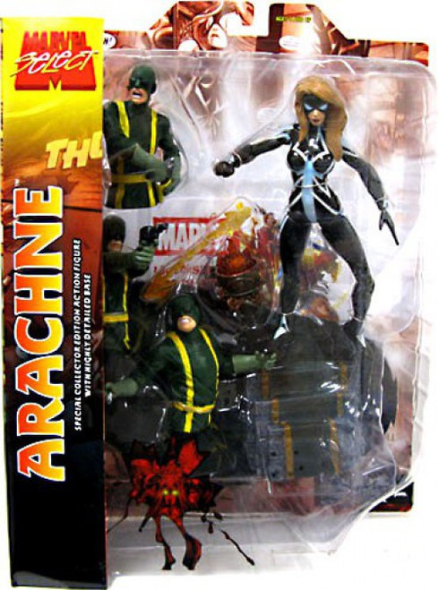 Marvel Select Arachne Action Figure