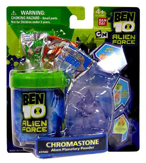 Ben 10 Alien Force Chromastone Planetary Powder Set
