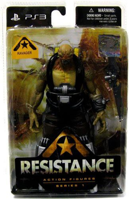 Resistance Series 1 Ravager Action Figure
