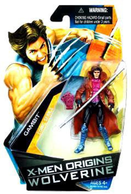 X-Men Origins Wolverine Comic Series Gambit Action Figure