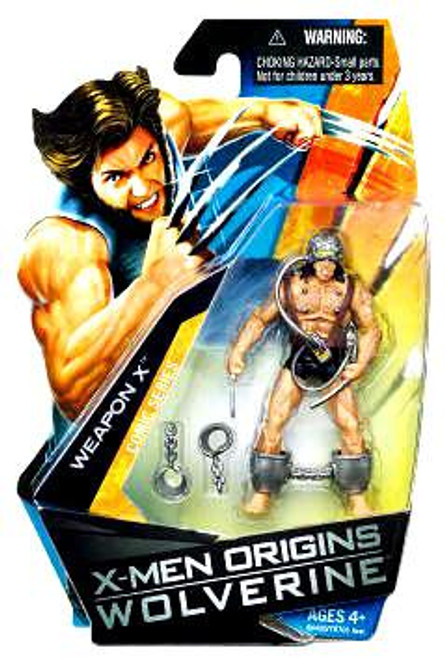 X-Men Origins Wolverine Wolverine Comic Series Weapon X Action Figure
