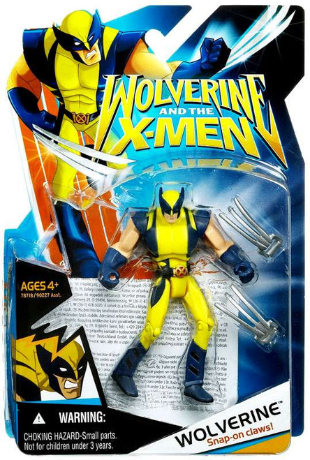 Wolverine and the X-Men Wolverine Action Figure