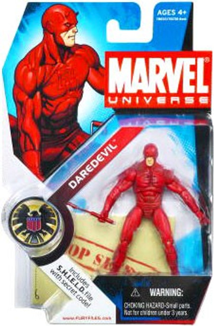 Marvel Universe Daredevil Action Figure #8 [Arm Down]