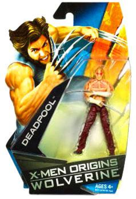 X-Men Origins Wolverine Movie Series Deadpool Action Figure