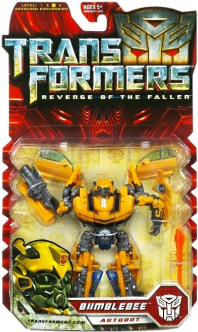 Transformers Revenge of the Fallen Bumblebee Deluxe Action Figure
