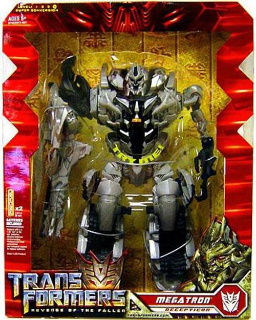 Transformers Revenge of the Fallen Megatron Leader Action Figure [Electronic]