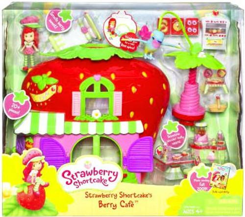 Strawberry Shortcake's Berry Cafe Playset