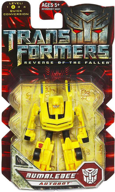 Transformers Revenge of the Fallen Bumblebee Legend Legend Mini Figure