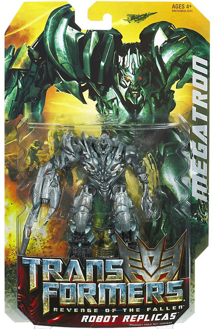 Transformers Revenge of the Fallen Robot Replicas Megatron Action Figure [Revenge of the Fallen]