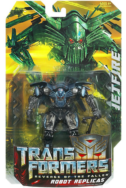 Transformers Revenge of the Fallen Robot Replicas Jetfire Action Figure