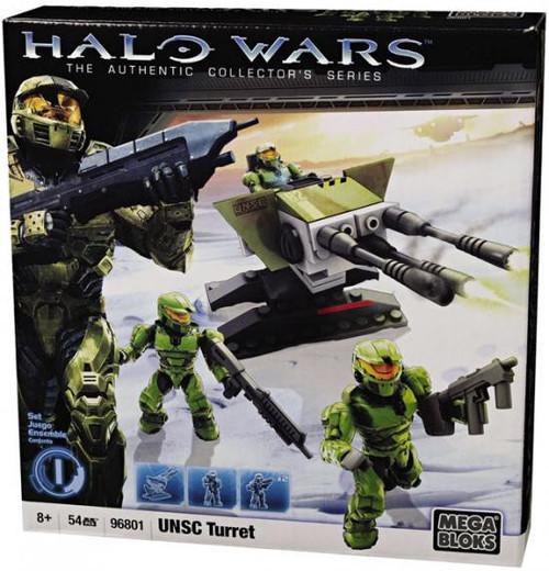 Mega Bloks Halo UNSC Turret Set #96801