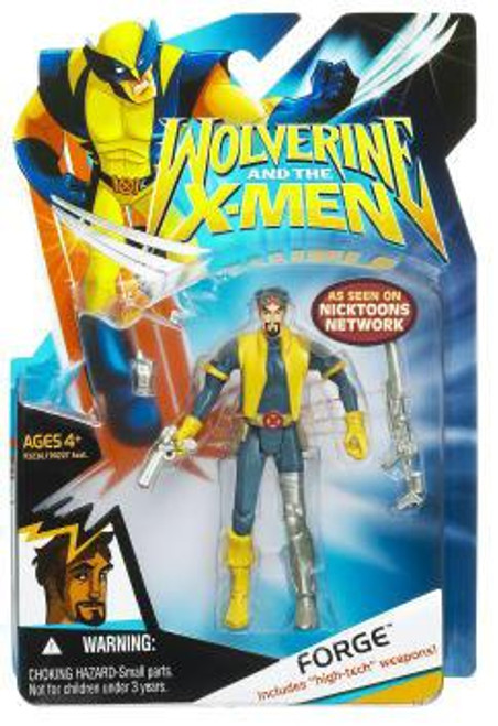 Wolverine and the X-Men Forge Action Figure
