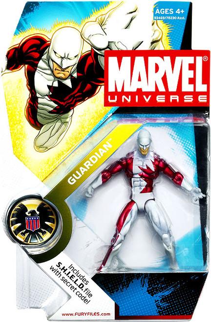 Marvel Universe Series 5 Guardian Action Figure #31