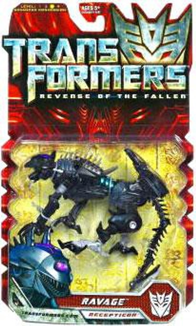 Transformers Revenge of the Fallen Ravage Deluxe Action Figure