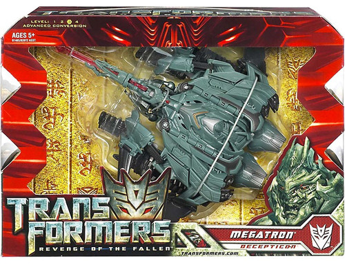 Transformers Revenge of the Fallen Megatron Voyager Action Figure