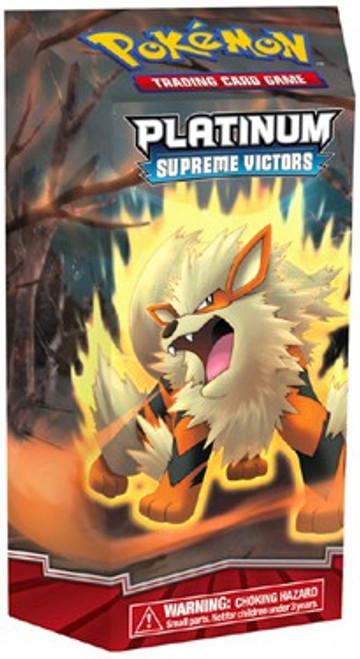 Pokemon Trading Card Game Platinum Supreme Victors Ignition Theme Deck
