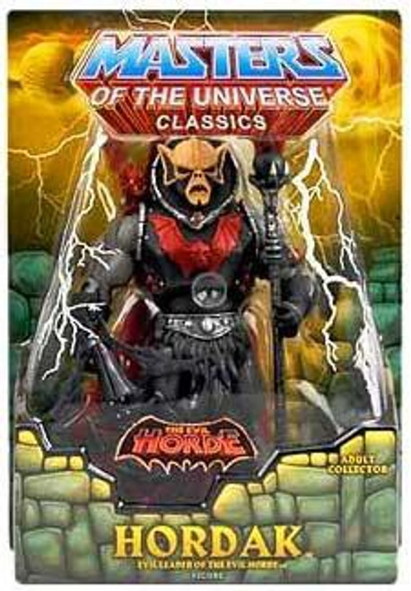 Masters of the Universe Classics Club Eternia Hordak Exclusive Action Figure [First Printing]