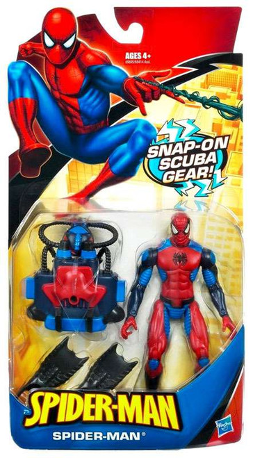 Classic Heroes Spider-Man Action Figure [Scuba Gear]