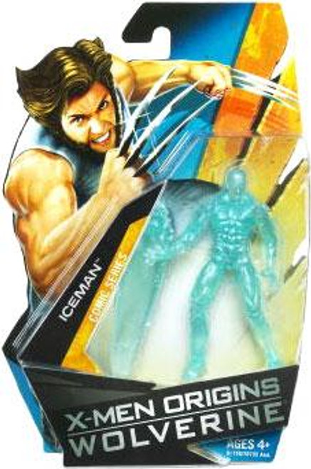 X-Men Origins Wolverine Comic Series Iceman Action Figure