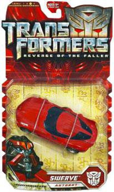 Transformers Revenge of the Fallen Swerve Deluxe Action Figure