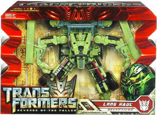 Transformers Revenge of the Fallen Long Haul Voyager Action Figure