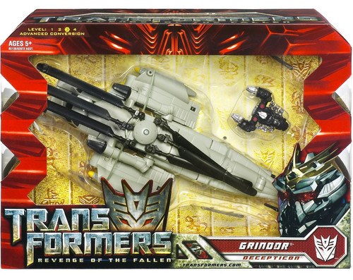 Transformers Revenge of the Fallen Grindor Voyager Action Figure