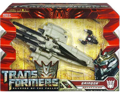 Transformers Revenge of the Fallen Grindor Voyager Action Figure