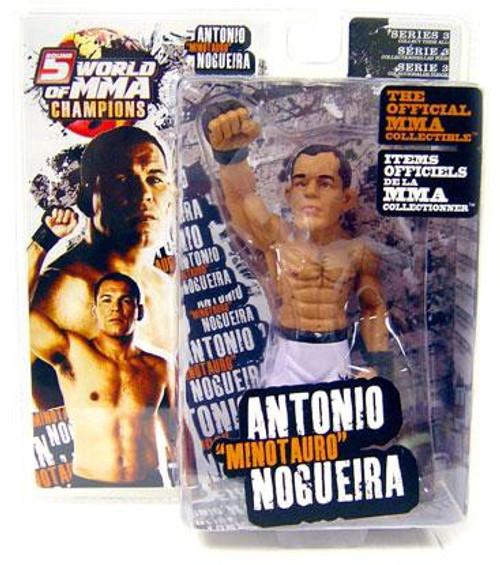 UFC World of MMA Champions Series 3 Antonio Rodrigo Nogueira Action Figure