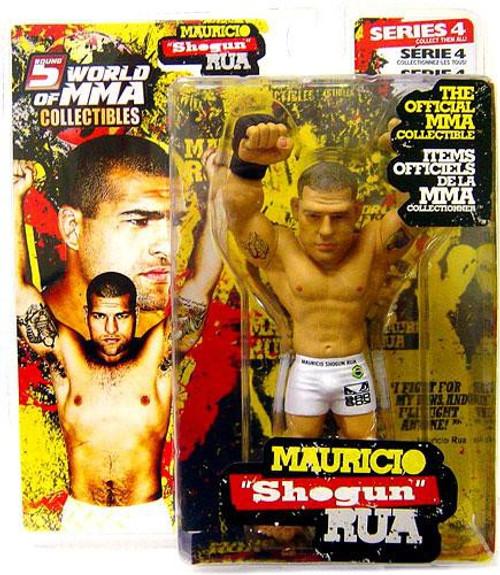 UFC World of MMA Champions Series 4 Mauricio Rua Action Figure