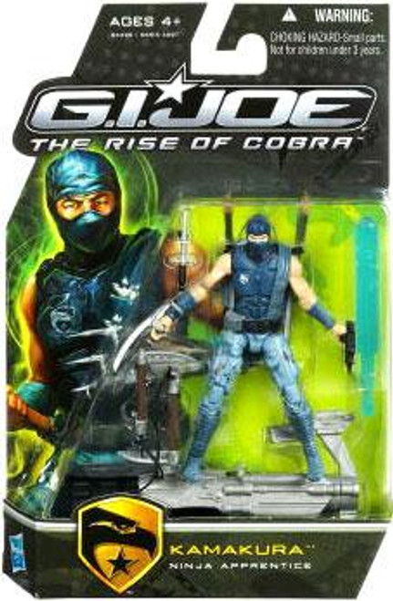 GI Joe The Rise of Cobra Kamakura Action Figure