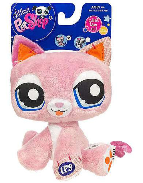 Littlest Pet Shop Kitty 5-Inch Plush [Pink]