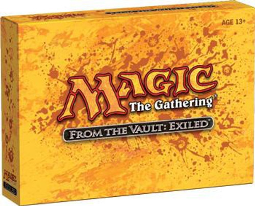 MtG Trading Card Game From the Vault: Exiled Boxed Set