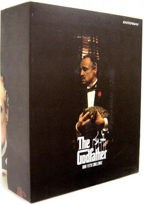 The Godfather Don Vito Corleone Collectible Figure