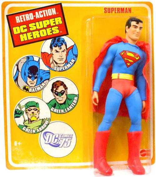 DC World's Greatest Super Heroes Retro Series 1 Superman Retro Action Figure