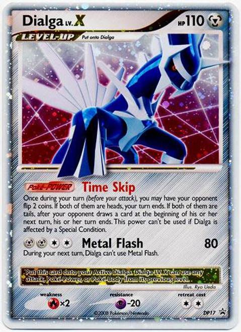 Pokemon Diamond & Pearl Promo Ultra Rare Dialga LV.X DP17
