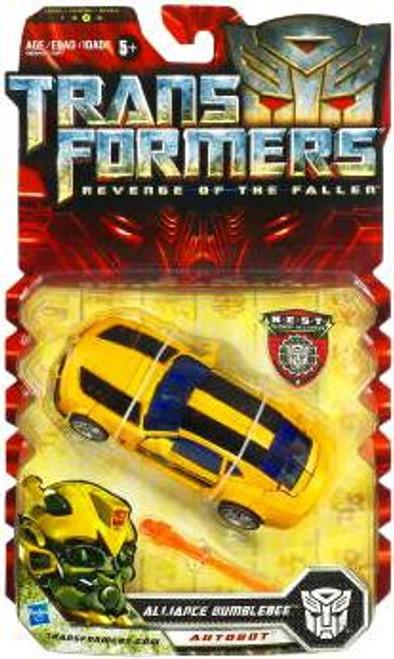 Transformers Revenge of the Fallen Alliance Bumblebee Deluxe Action Figure