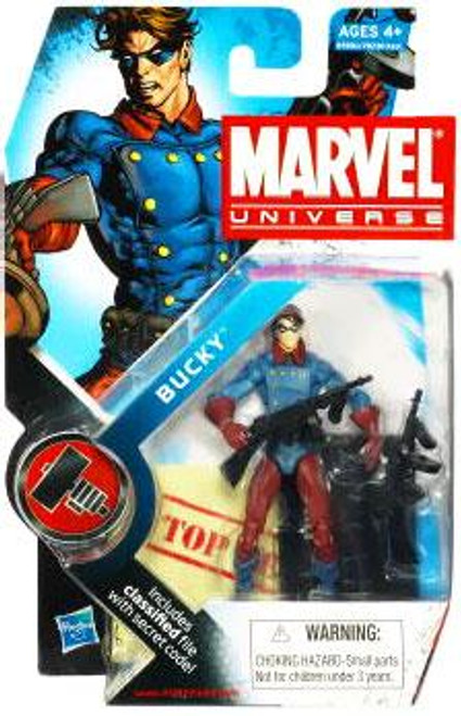 Marvel Universe Series 7 Bucky Action Figure #10 [Classic]