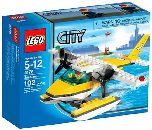 LEGO City Seaplane Set #3178