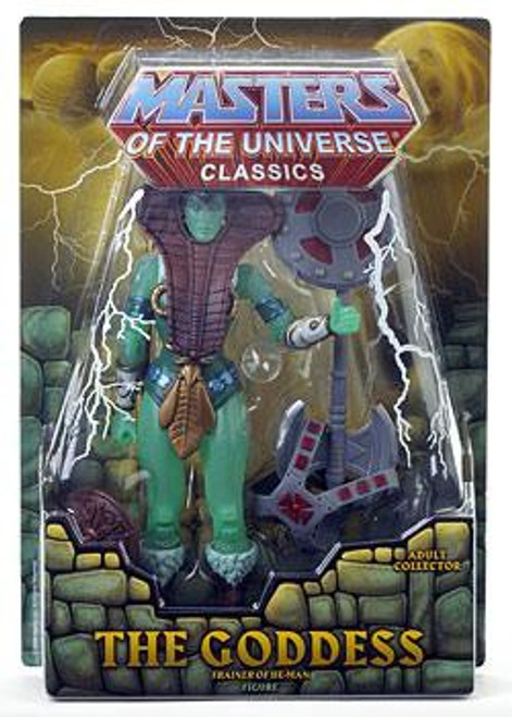 Masters of the Universe Classics Club Eternia The Goddess Exclusive Action Figure