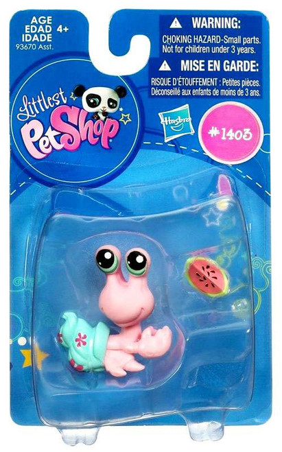 Littlest Pet Shop Hermit Crab Figure #1403