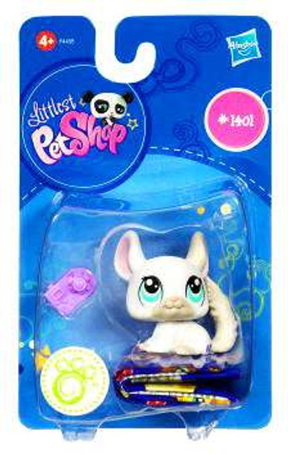 Littlest Pet Shop Get The Pets Chinchilla Figure