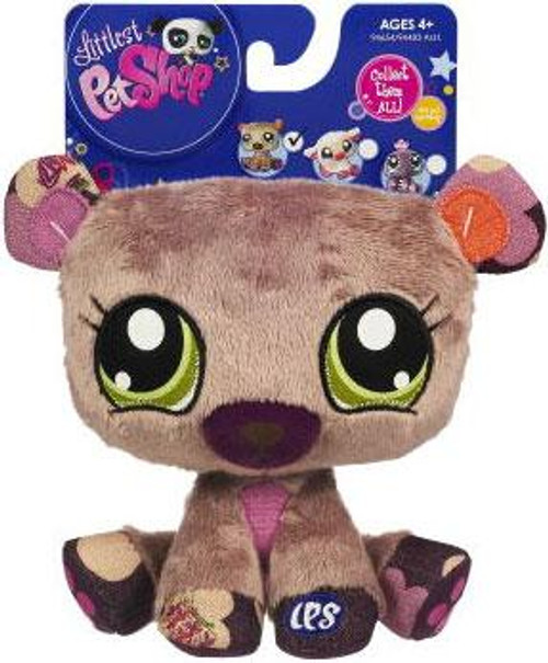 Littlest Pet Shop Bear 5-Inch Plush