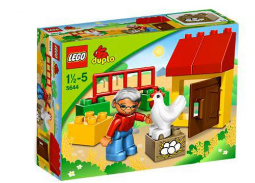 LEGO Duplo Chicken Coop Set #5644