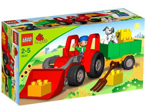 LEGO Duplo Big Tractor Set #5647