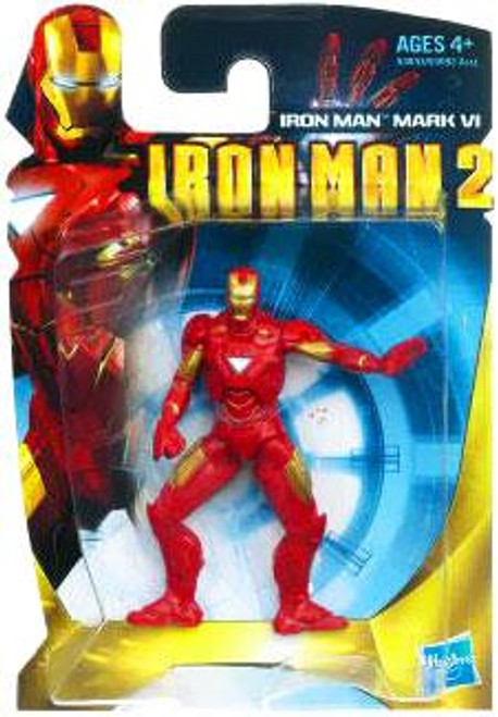 Iron Man 2 Iron Man Mark VI Action Figure
