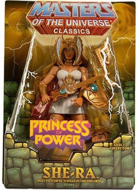 Masters of the Universe Classics Club Eternia She-Ra Exclusive Action Figure