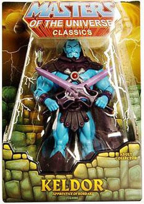 Masters of the Universe Classics Club Eternia Keldor Exclusive Action Figure