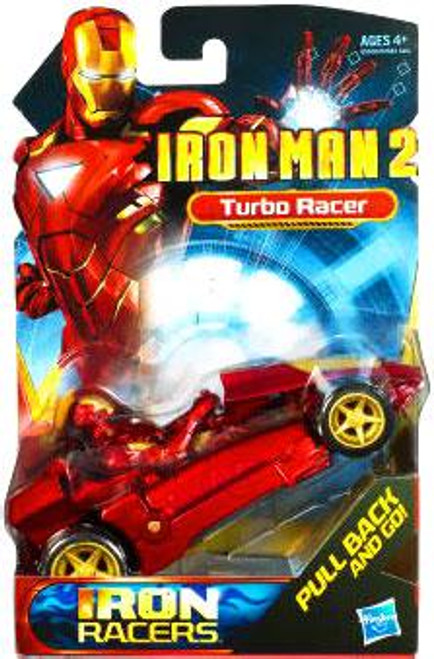 Iron Man 2 Iron Racers Turbo Racer Action Figure