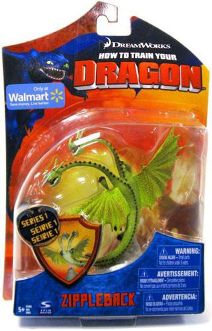 How to Train Your Dragon Zippleback Exclusive Action Figure