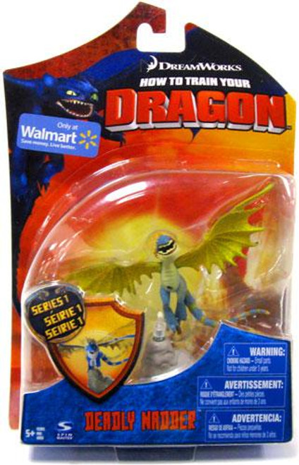 How to Train Your Dragon Deadly Nadder Exclusive Action Figure [4 Inch]